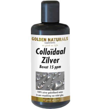 Colloïdaal zilver werkt bijzonder natuurlijk
